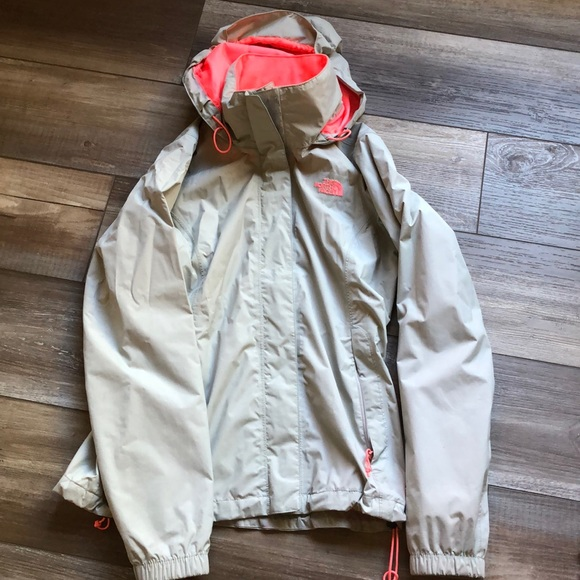 The North Face Jackets & Blazers - LIKE NEW THE NORTH FACE RAIN JACKET